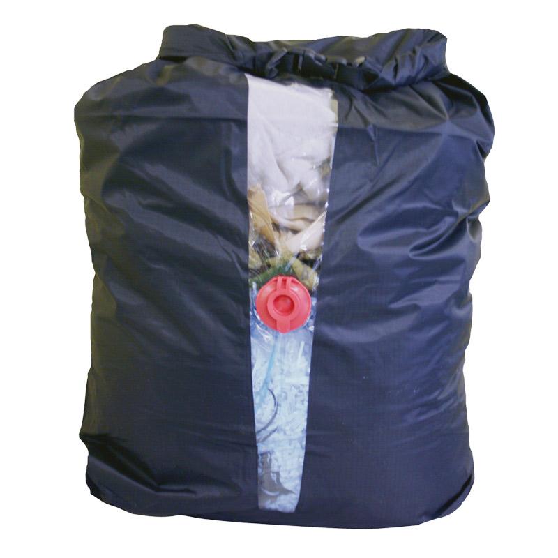 Rucksack Dry Bag with Compression Valve