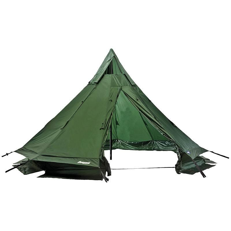 Bergans Lavvo M - 6/8 Man Tipi Tent (Click for full size)