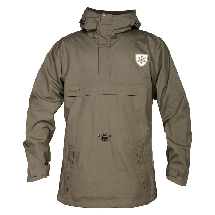 Bergans Morgedal Anorak - Dark Khaki (Click for full size)