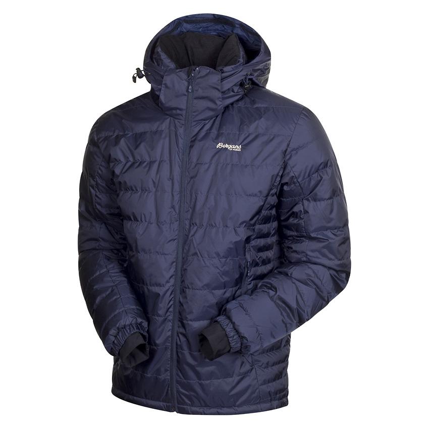 Bergans Rjukan Down Jacket - Navy