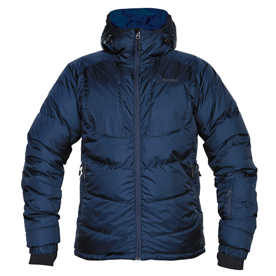 Bergans Sauda Down Jacket - Navy (Click for full size)