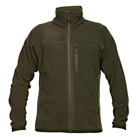 Bergans Togga Fleece Jacket - Dark Olive (Click for full size)