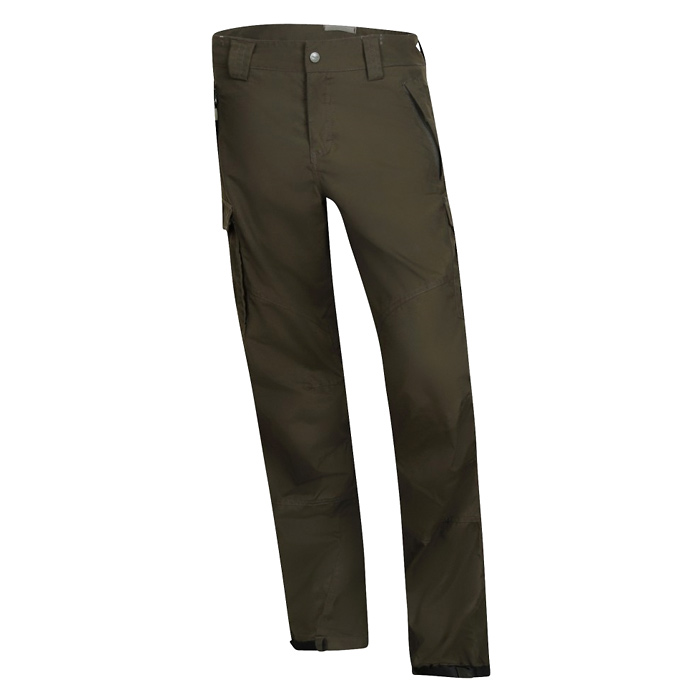Bergans Venabu Women's Pants - Dark Olive (Click for full size)