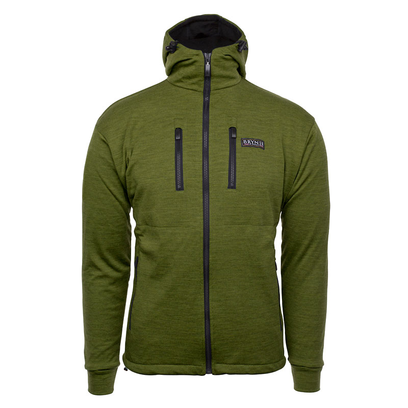 Brynje Antarctic Jacket - Kaktus Green (Click for full size)