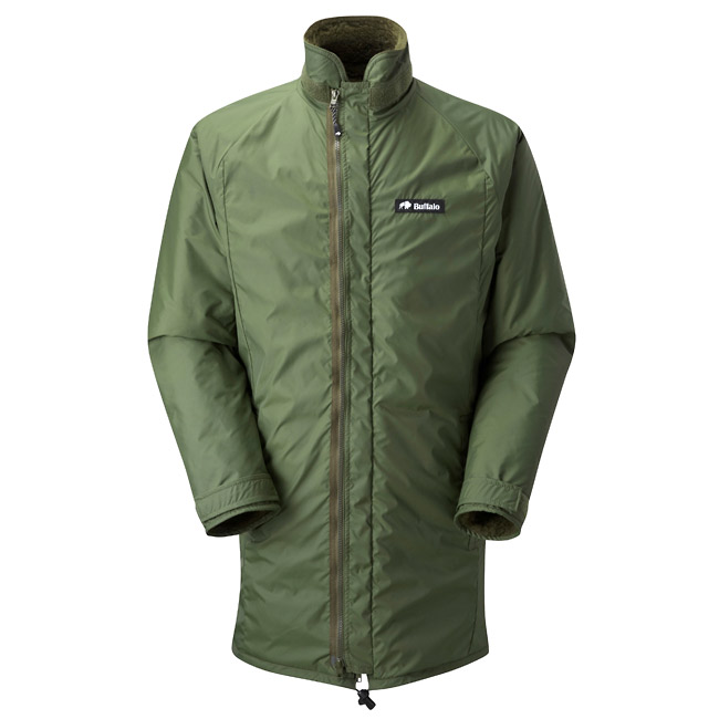 Buffalo Systems Mountain Jacket - Olive Green