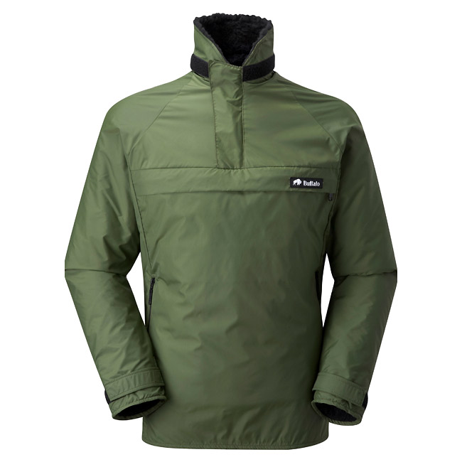 Buffalo Systems Mountain Shirt - Olive Green