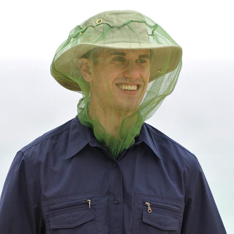 Bugproof Mosquito Head Net