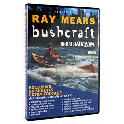 Ray Mears Bushcraft Survival - Series 2 DVD (Click for full size)