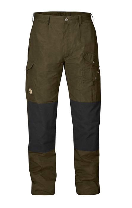 Fjallraven Barents Trousers - Dark Olive