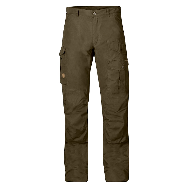 Fjallraven Barents Pro Trousers - Dark Olive (Click for full size)