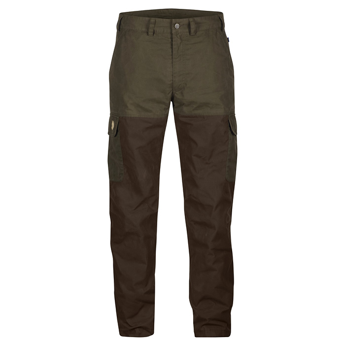 Fjallraven Brenner Trousers - Brown (Click for full size)