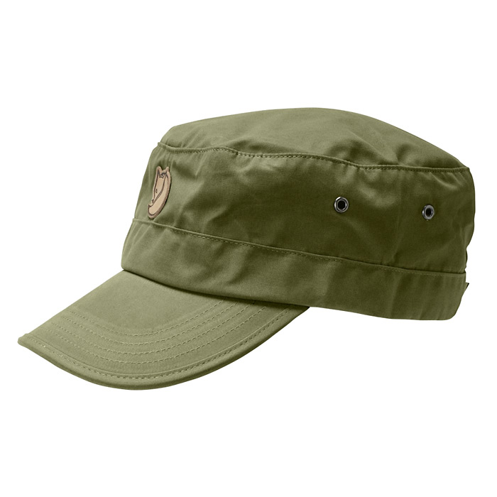 Fjallraven G-1000 Cap - Green (Click for full size)
