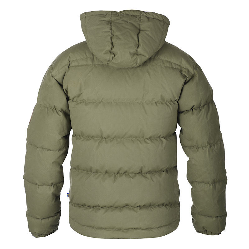 Fjallraven Ovik Down Jacket - Green