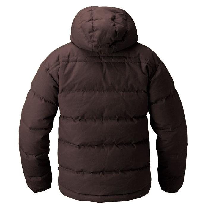 Fjallraven Ovik Down Jacket - Black Brown