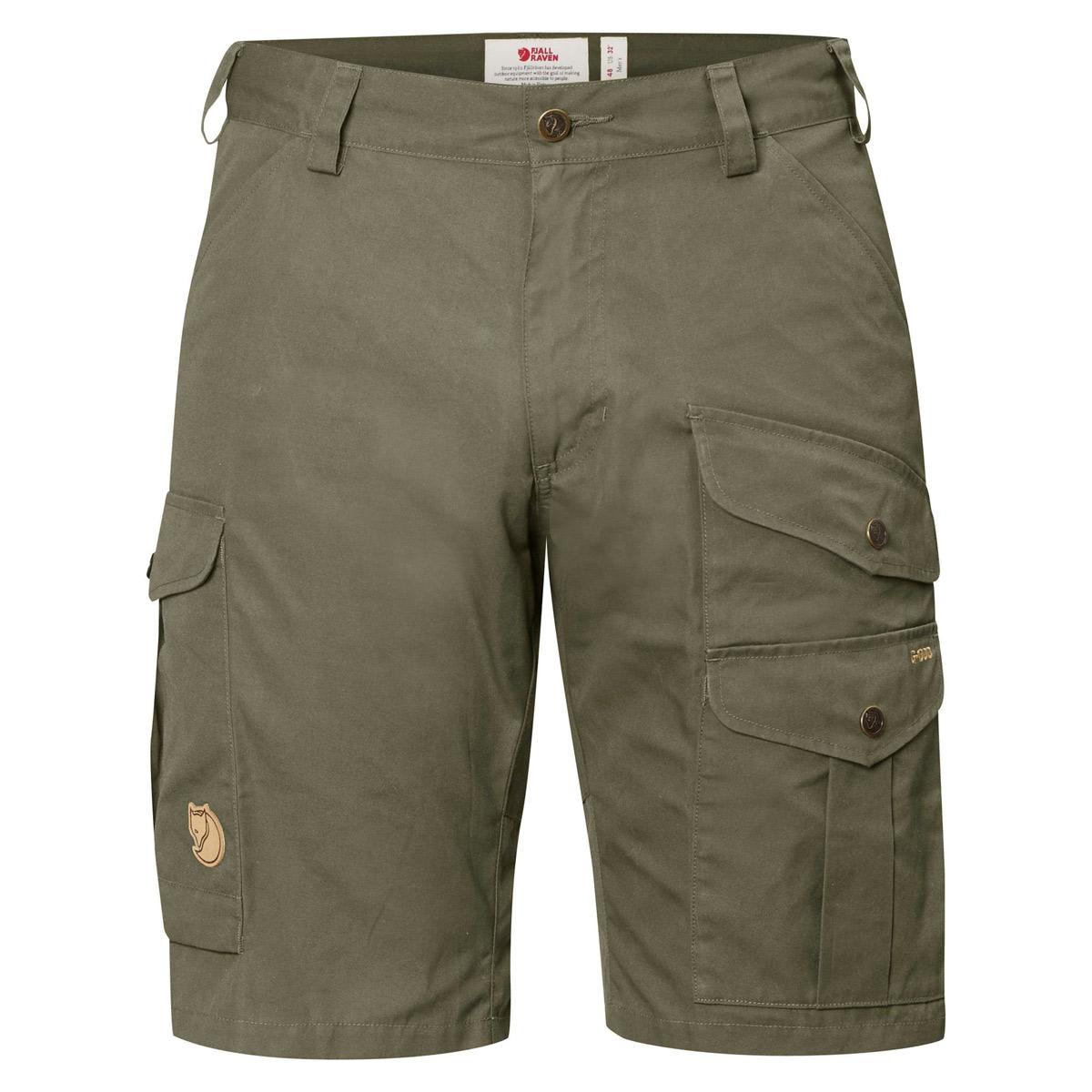 Fjallraven Barents Pro Trousers Laurel Green Deep Forest