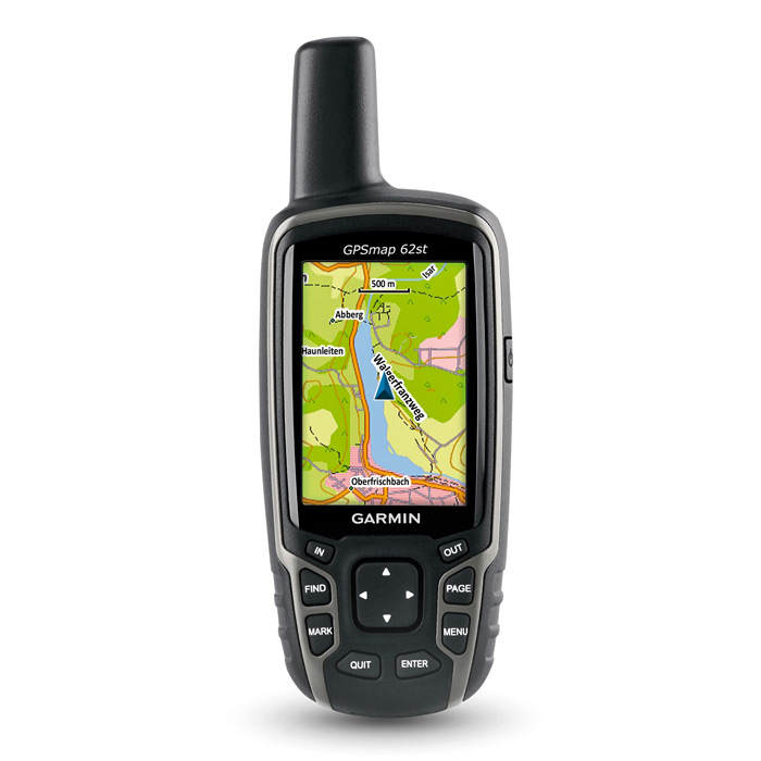Garmin GPSmap 62st (with GB and Euro Mapping)