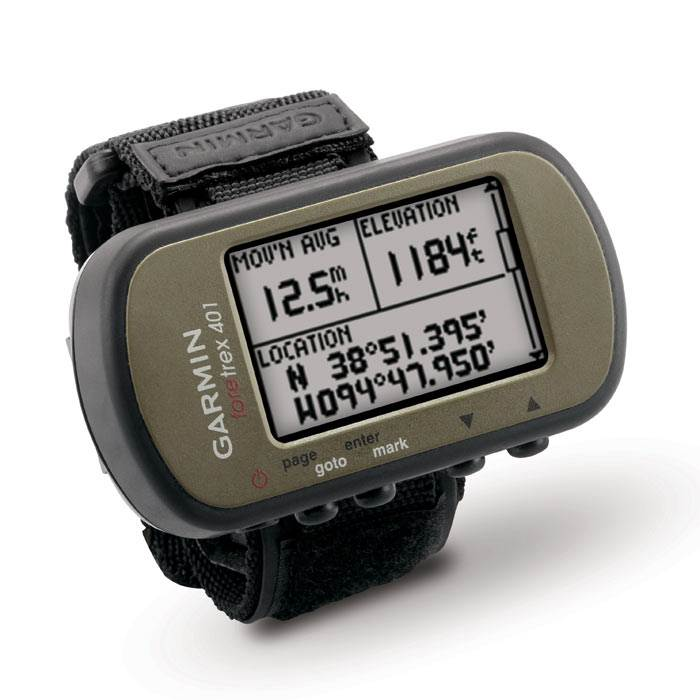 Garmin Foretrex 401 GPS Navigator