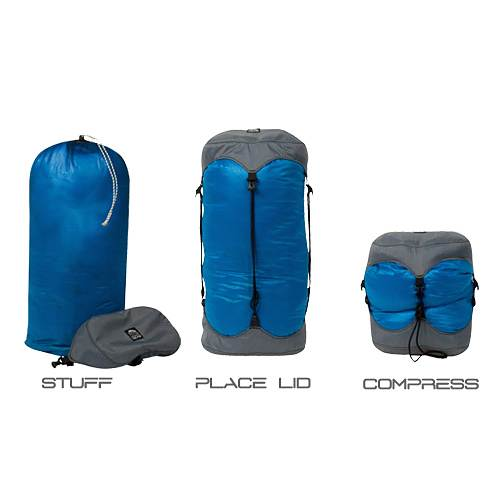 Granite Gear AirBloc Solid Stuffsack (Click for full size)