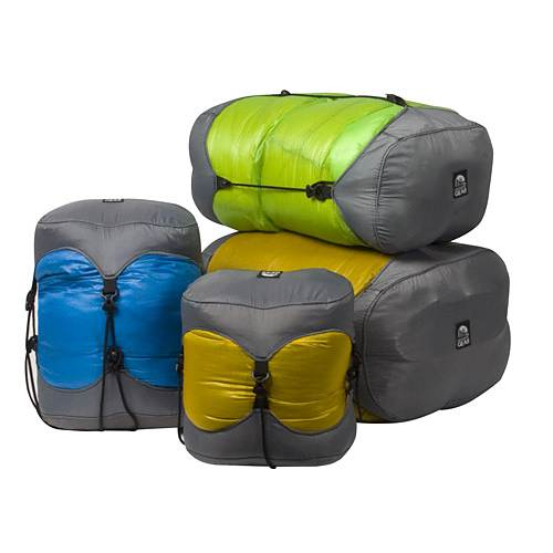 Granite Gear AirBloc Solid Stuffsacks (Click for full size)