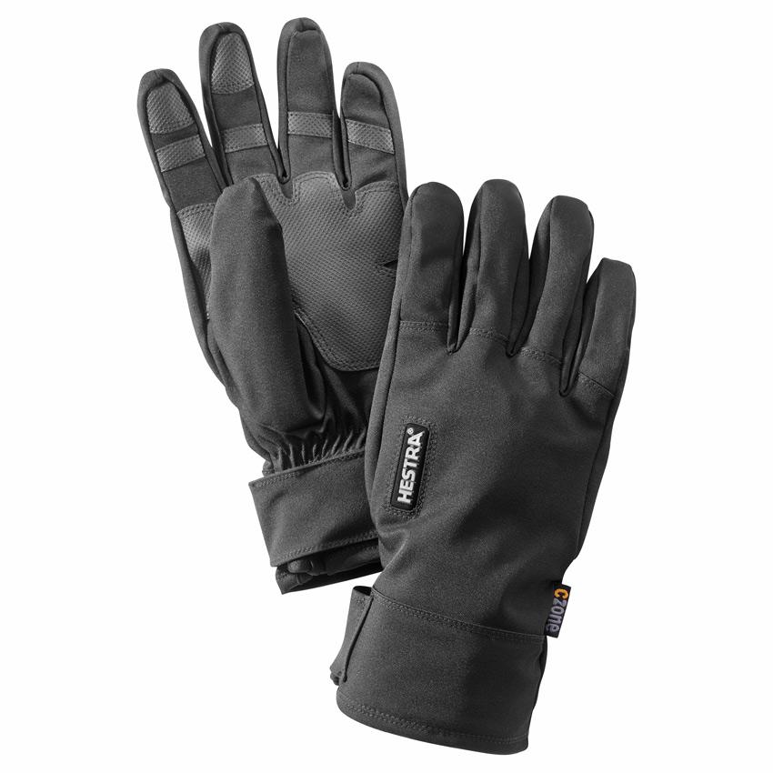 Hestra CZone Pickup Gloves - Black