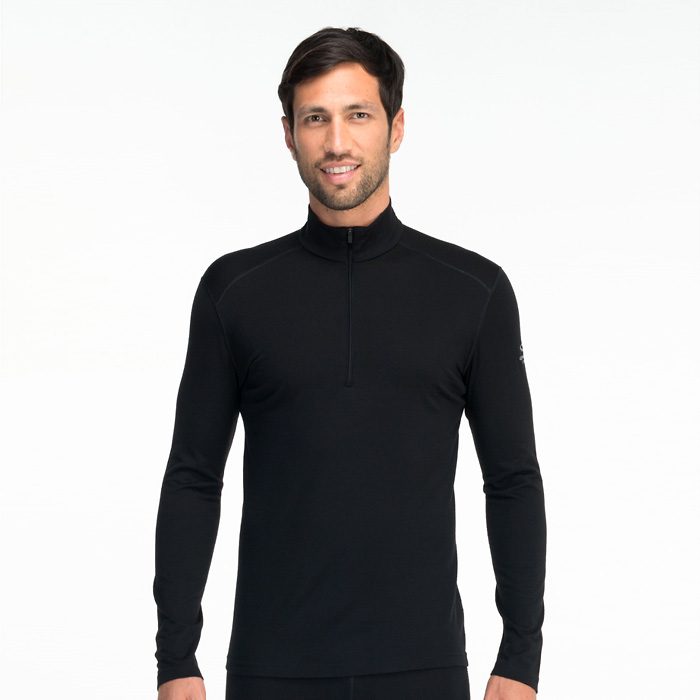 Icebreaker Oasis Long Sleeve Half Zip (Click for full size)