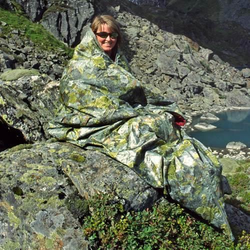 The Jervenbag Original - Mountain Camo