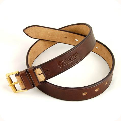 Woodlore Leather Belt