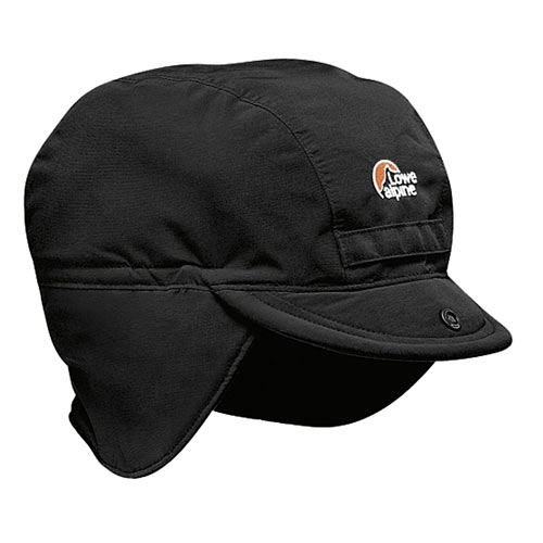 Lowe Alpine Classic Mountain Cap - Black