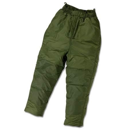 Nanok Reversible SF Pants - Olive Green/White