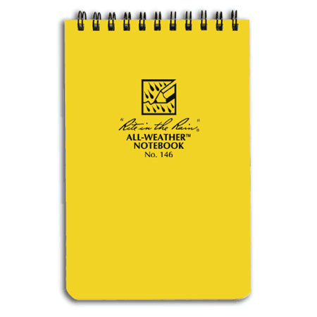 Rite In The Rain Waterproof Notebook 146