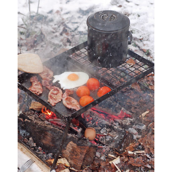 Ray Mears Folding Griddle