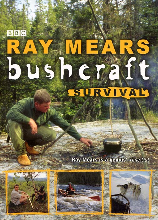 Ray Mears Bushcraft Survival Signed Copy