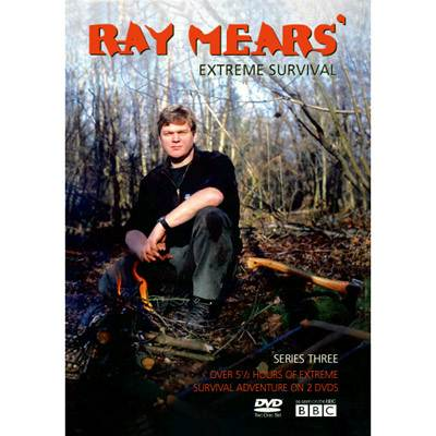 Ray Mears Extreme Survival - Series 3 DVD (Click for full size)