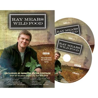Ray Mears Wild Food DVD (Click for full size)
