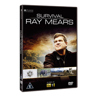 Survival with Ray Mears, ITV DVD