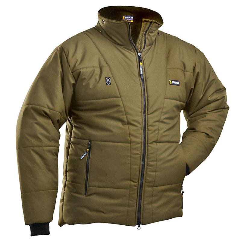 Swazi Crofter Jacket - Tussock Green