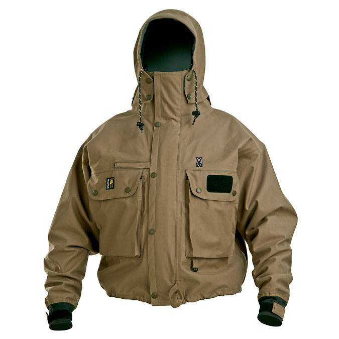 The Swazi Matuka Fishing Jacket - Tussock Green (Click for full size)