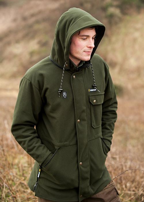 Swazi Windriver Jacket - Olive Green