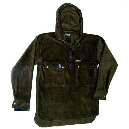 Swazi/Ray Mears Hooded Back 40 Shirt - Olive