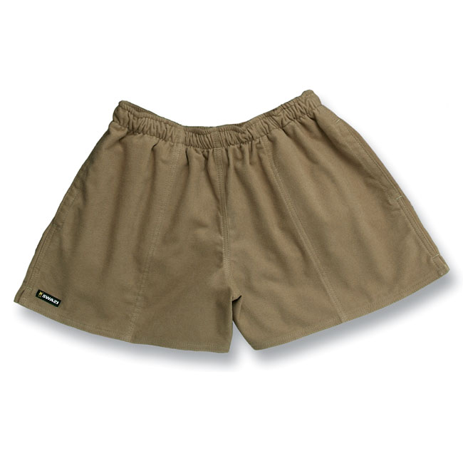 Swazi Moley Shorts - Tundra (Click for full size)