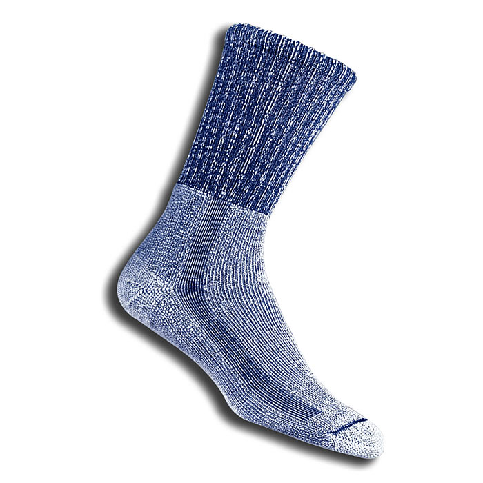 Thorlos LTH Light Hiking Socks - Navy Heather (Click for full size)
