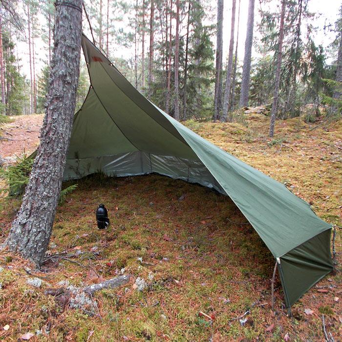 & Vihe Vaellus Loue II Shelter