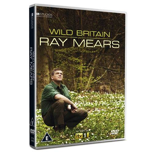 Wild Britain with Ray Mears - Series 1 DVD (Click for full size)