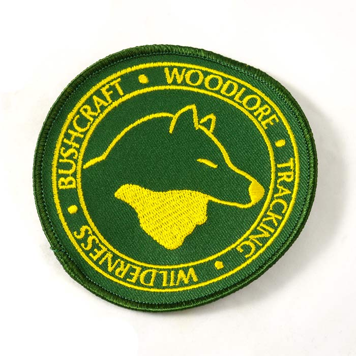 Woodlore Badge