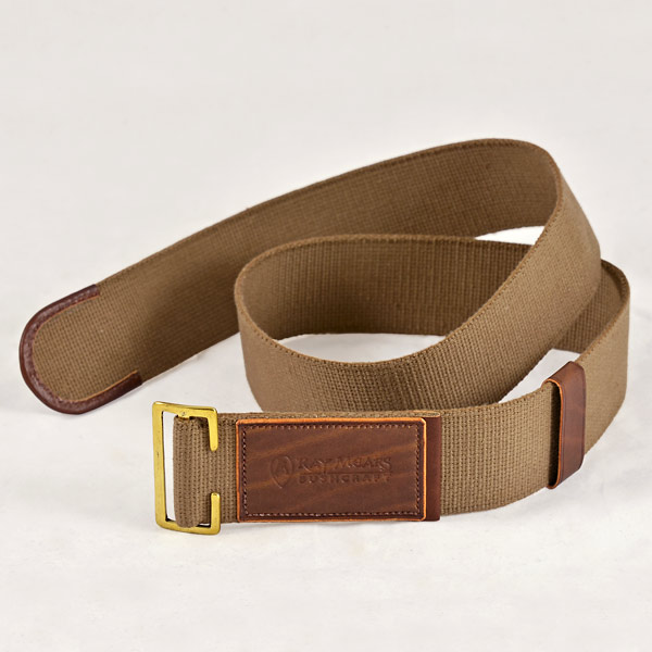 Ray Mears Mogambo Canvas Belt