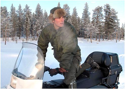 Arctic Clothing