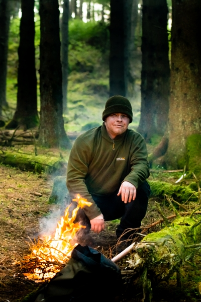 Fundamental Bushcraft Lochside