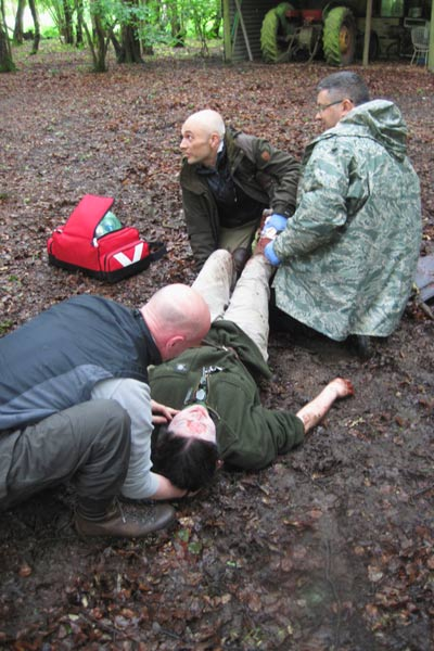Woodlore First Aid Refresher